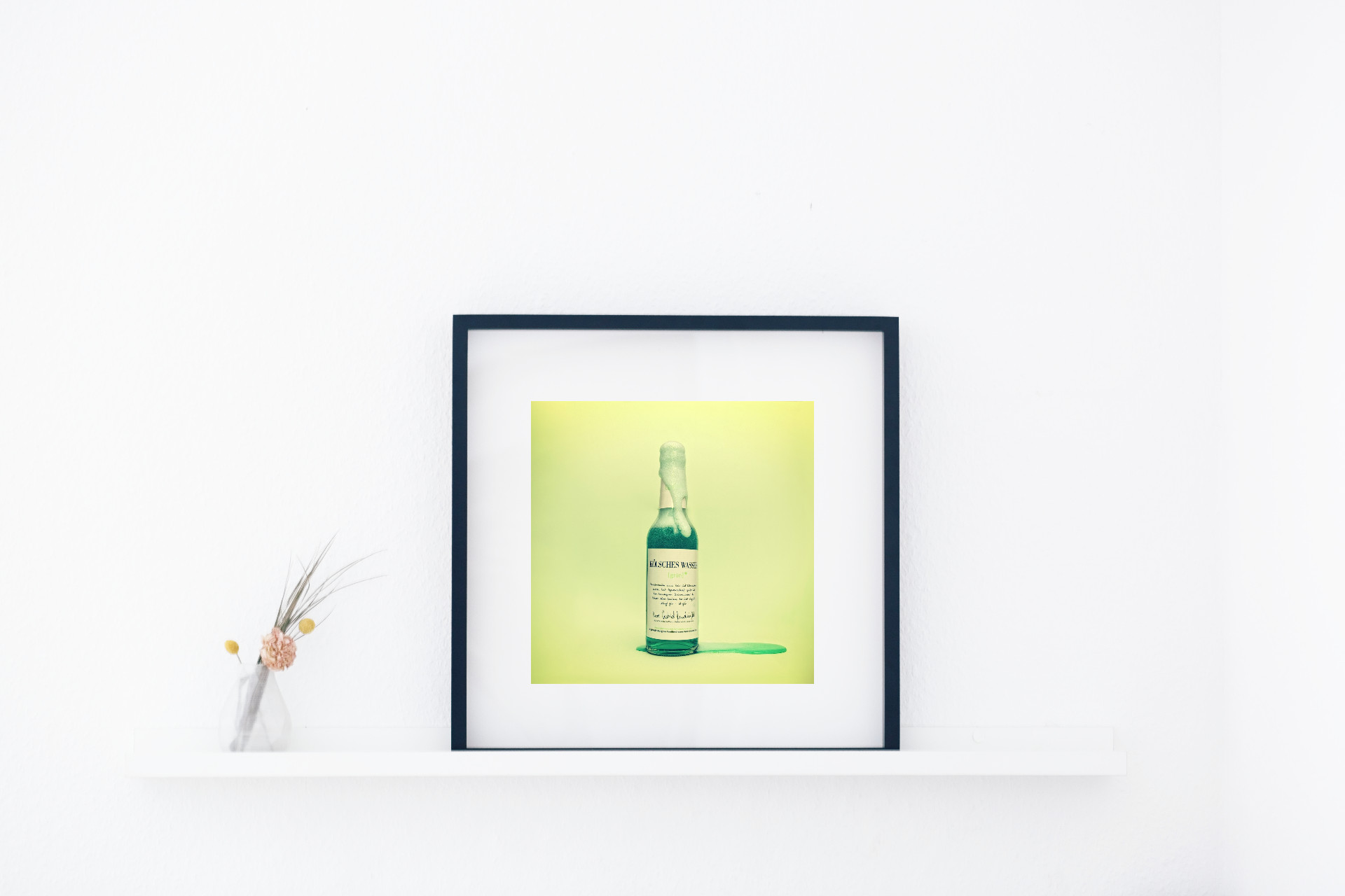 Fine Art Print – Green Lemonade
