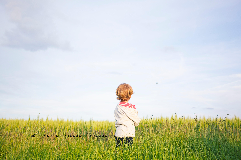 Children photoshoot in Nature – May 2019